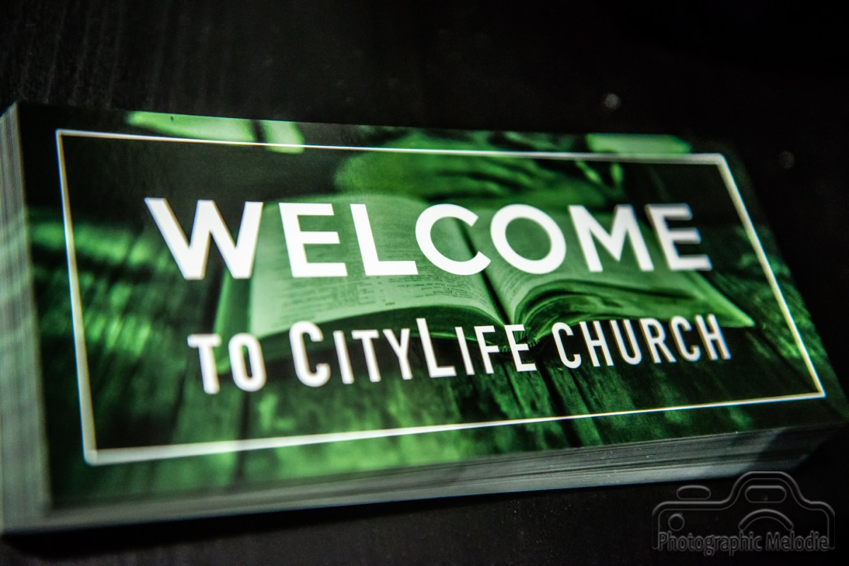 Sunday Service at CityLife Serves Solace